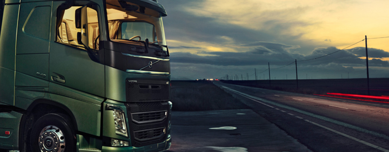The new Volvo FH series