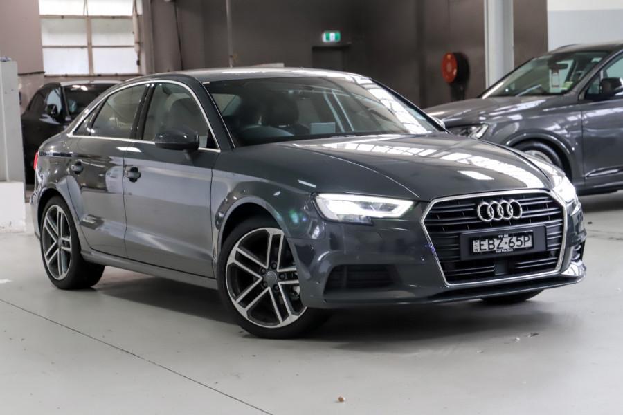 2019 Audi A3 TFSI