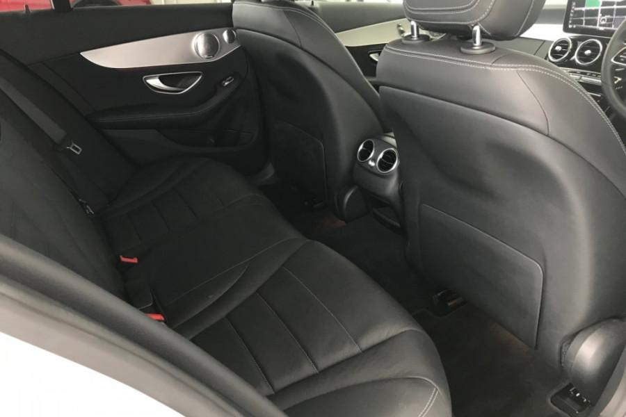 2018 Mercedes-Benz C-class W205 809MY C300 Sedan Image 11
