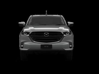 2021 Mazda BT-50 TF XT 4x2 Dual Cab Pickup Utility crew cab