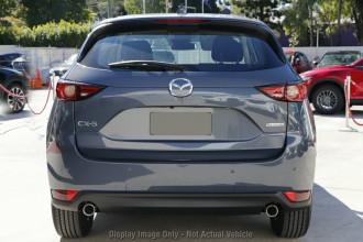 2021 Mazda CX-5 KF2W7A Maxx SKYACTIV-Drive FWD Sport Suv Image 5