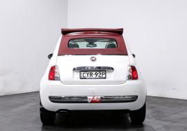 2015 Fiat 500 Fiat 500 Lounge Auto Lounge Convertible