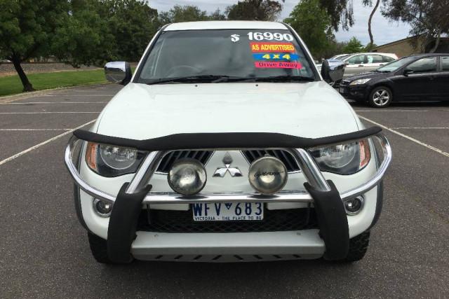 2007 Mitsubishi Triton GLX-R (4X4)