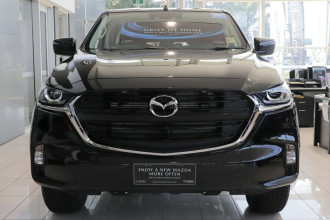 2020 MY21 Mazda BT-50 TF XT 4x4 Cab Chassis Cab chassis image 8