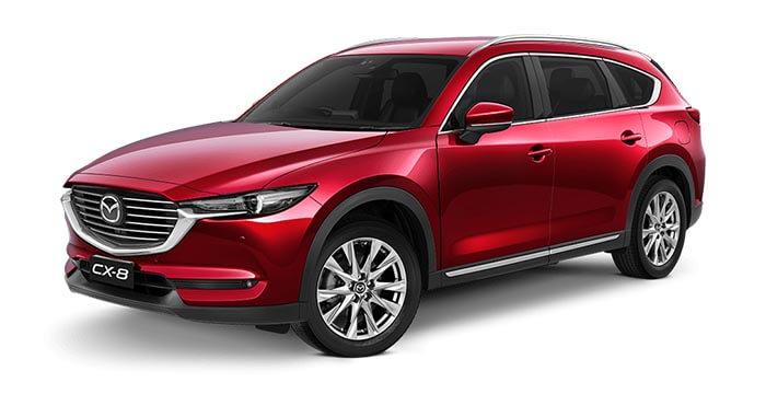2019 Mazda CX-8 KG Asaki Suv