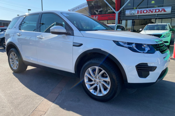Land Rover Discovery Sport SE L550  TD4 180