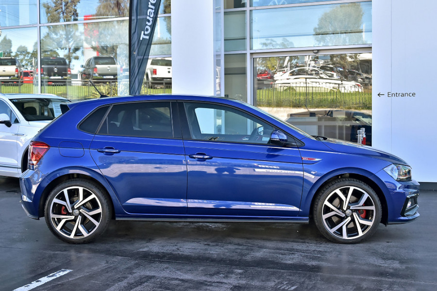 2018 MY19 Volkswagen Polo AW GTI Hatch
