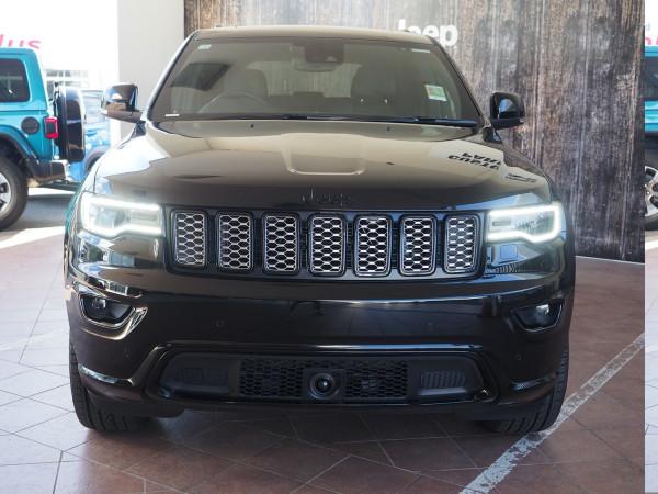 2019 MY0  Jeep Grand Cherokee WK Night Eagle Suv