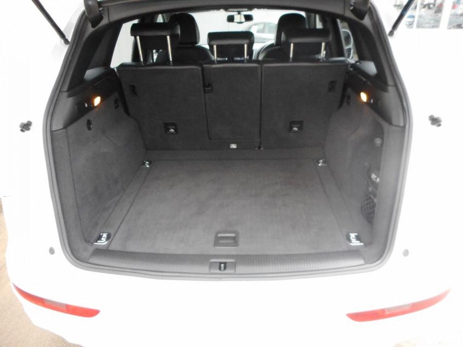 2016 MY17 Audi Q5 8R  TDI Sport Edit Suv