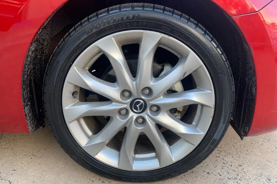 2015 Mazda 3 BM Series SP25 GT Sedan Sedan Image 9