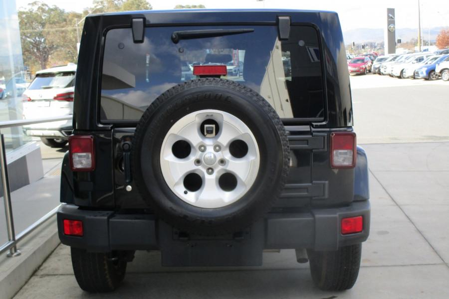 2013 Jeep Wrangler JK MY2013 SPORT Softtop