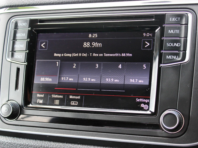 2017 MY17.5 Volkswagen Amarok 2H  TDI550 Sportline TDI550 - Sportline Utility - dual cab