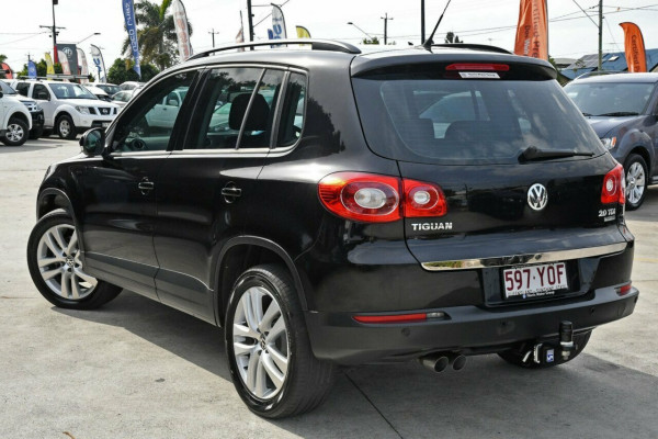 2009 MY10 Volkswagen Tiguan 5N MY10 103TDI 4MOTION Suv Image 3