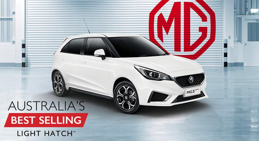 MG3 Auto Excite