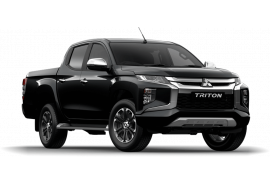Mitsubishi Triton GLX-R Double Cab Pick Up 4WD MR MY20