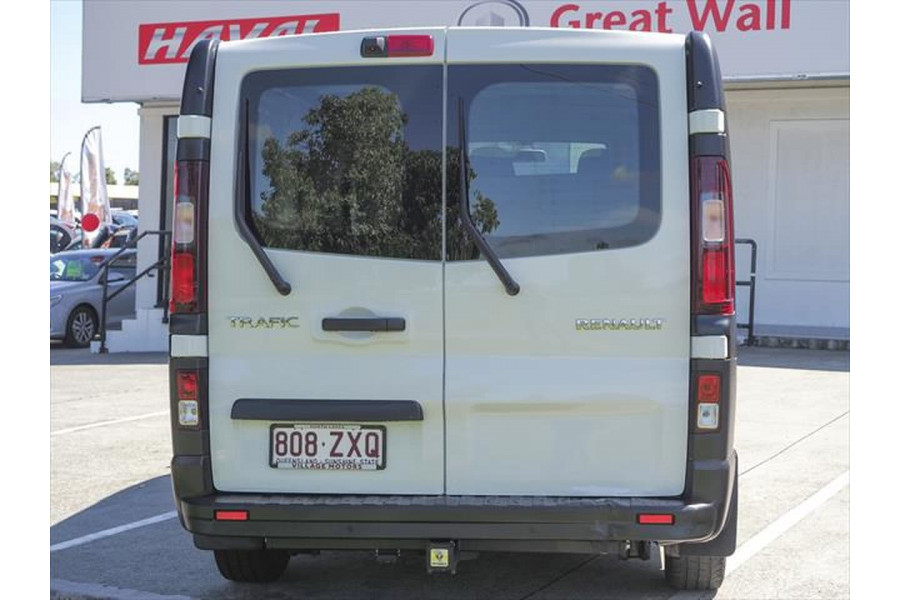 2020 Renault Trafic X82 Pro 85kW Van