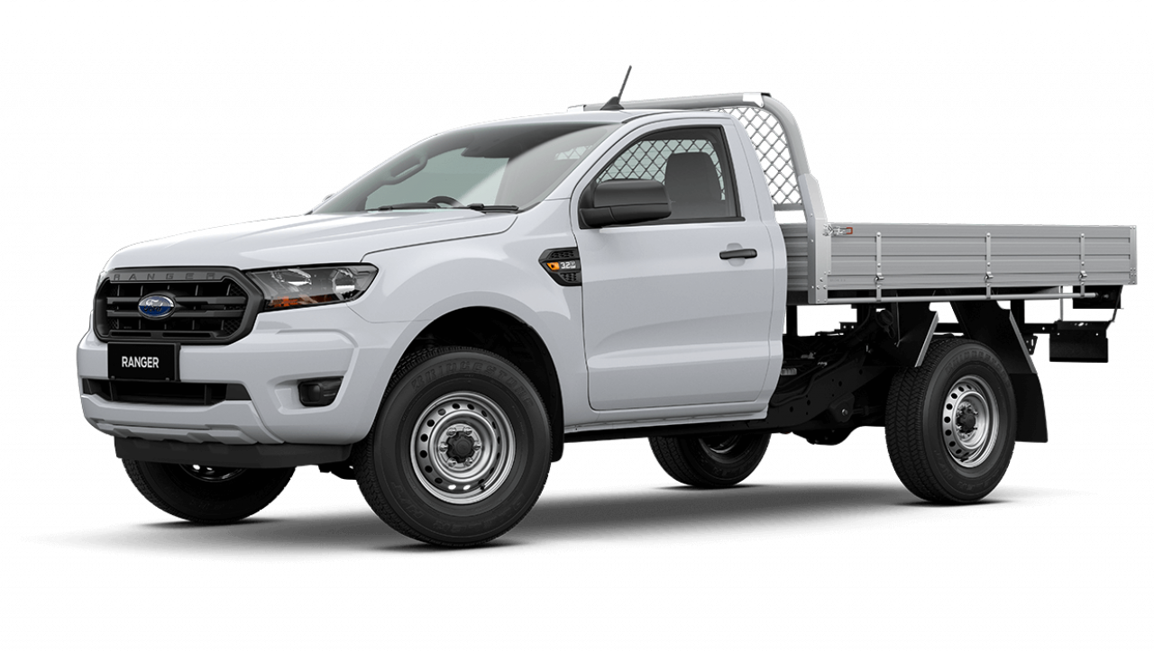 2021 MY21.25 Ford Ranger PX MkIII XL Single Cab Chassis Cab chassis Image 8