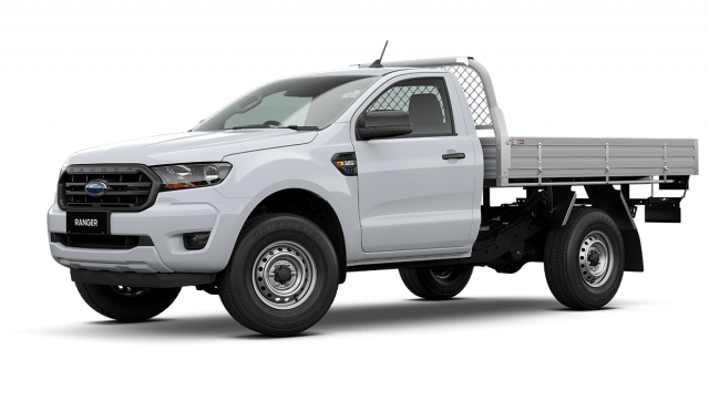 2020 MY21.25 Ford Ranger PX MkIII XL Single Cab Chassis Cab chassis