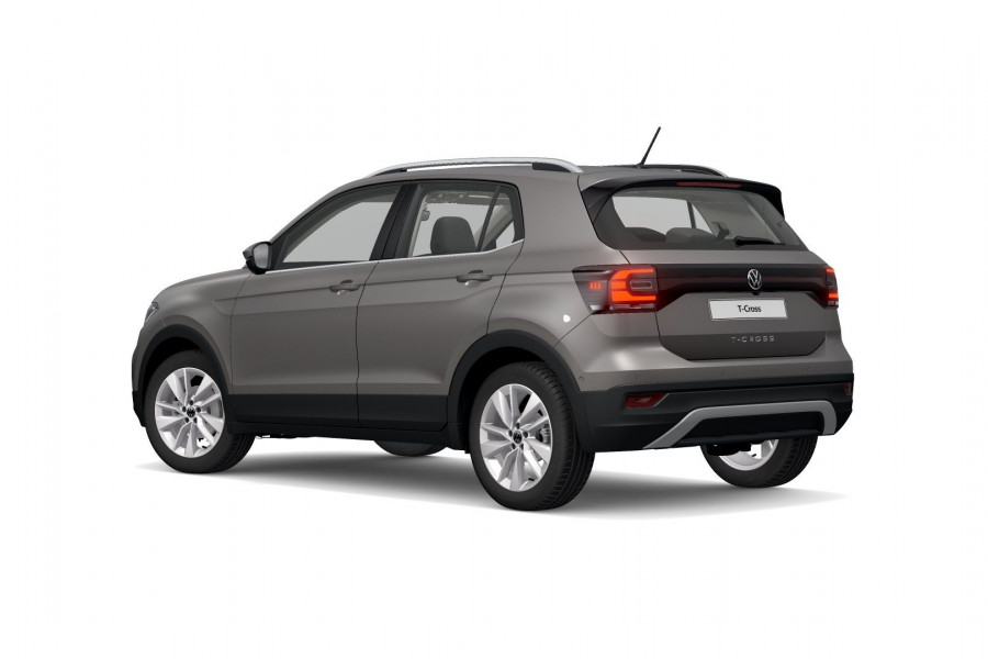 2021 Volkswagen T-Cross 85TSI Style Image 3