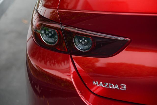 2019 Mazda 3 BP G20 Evolve Sedan Sedan Mobile Image 21