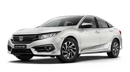 2018 Honda Civic Sedan 10th Gen VTi-S Luxe Sedan