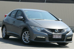 Honda Civic VTi-S 9th Gen MY13