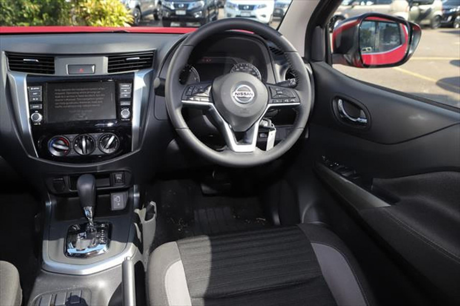 2021 Nissan Navara D23 Dual Cab ST Pick Up 4x2 Utility Image 13