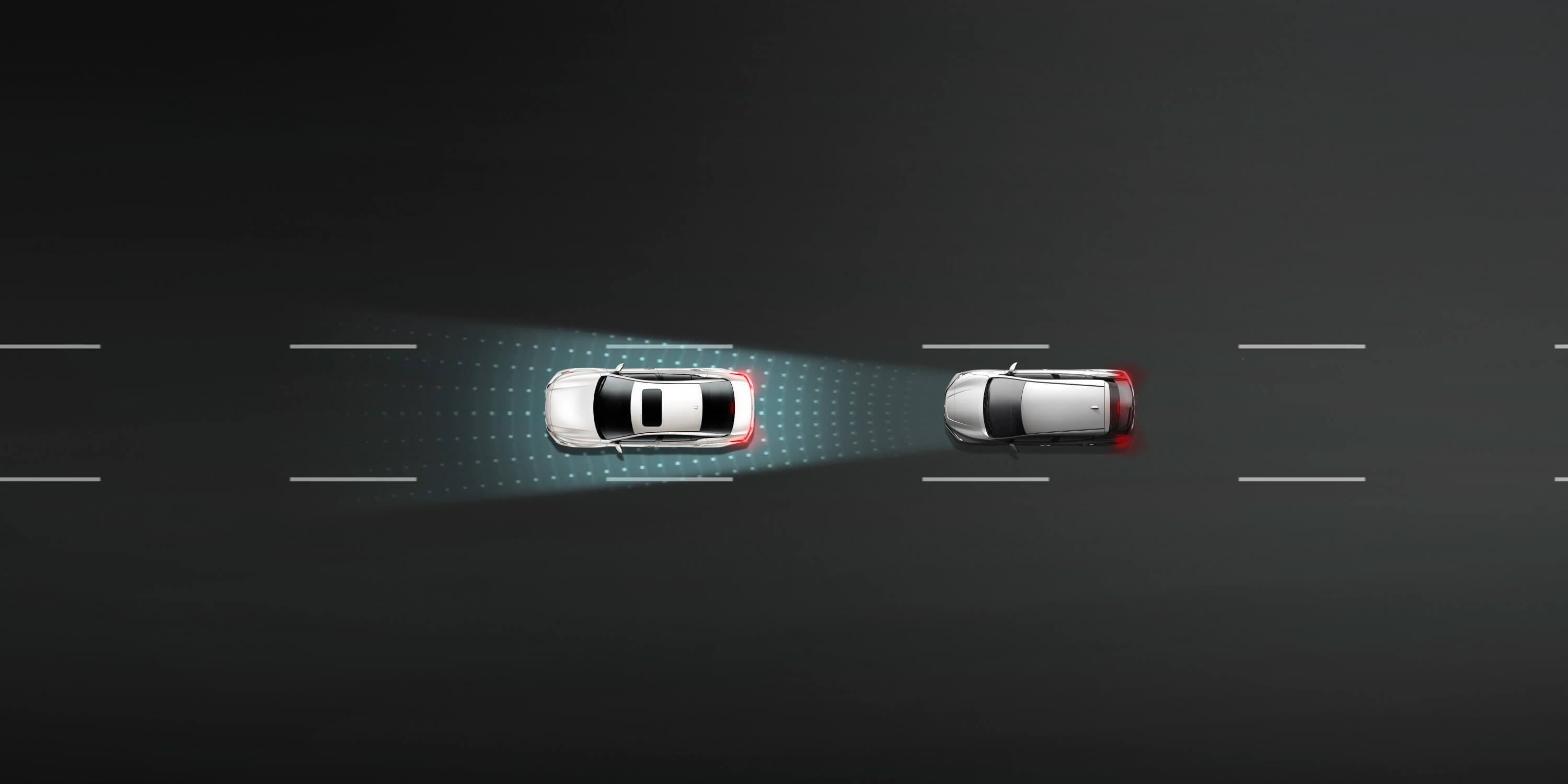 INTELLIGENT EMERGENCY BRAKING WITH PEDESTRIAN AND CYCLIST DETECTION Image