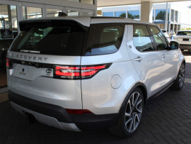 2018 Land Rover Discovery Series 5 L462  SD4 SD4 - HSE Wagon