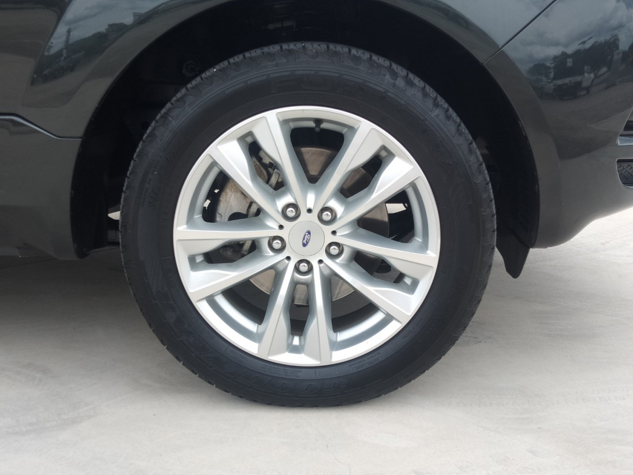 2013 Ford Territory SZ TS Wagon Image 5