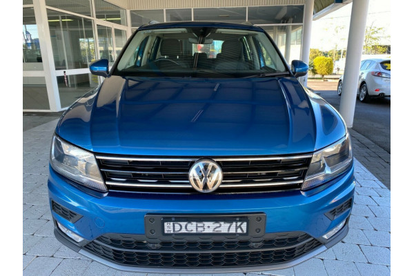 2016 Volkswagen Tiguan Comfortline Suv Image 3