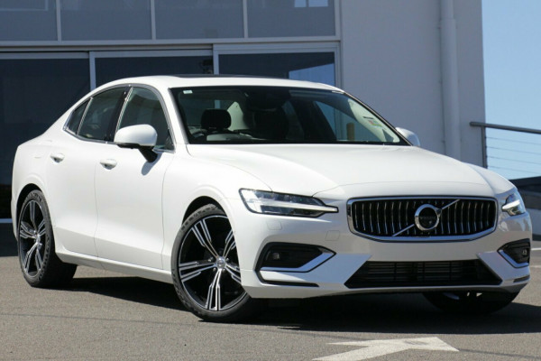 2019 MY20 Volvo S60 Z Series T5 Geartronic AWD Inscription Sedan