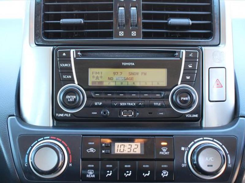 2012 Toyota Landcruiser Prado KDJ150R GX Suv