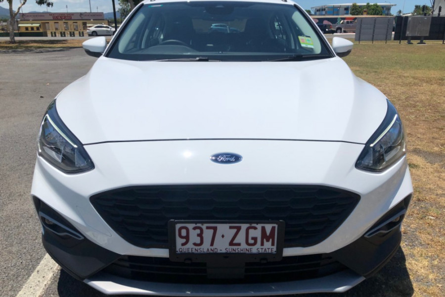 2018 MY19 Ford Focus SA Active Hatchback
