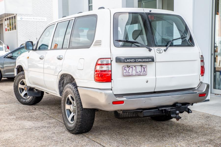 Used 2004 Toyota Landcruiser #P1726 Brisbane | Autosports Group
