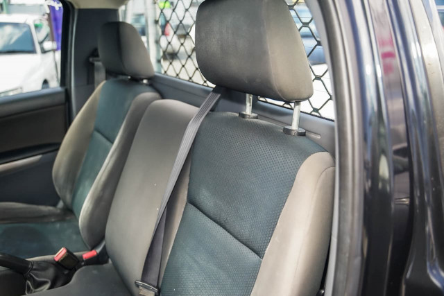 2016 Mazda BT-50 UR XT Cab chassis Image 14
