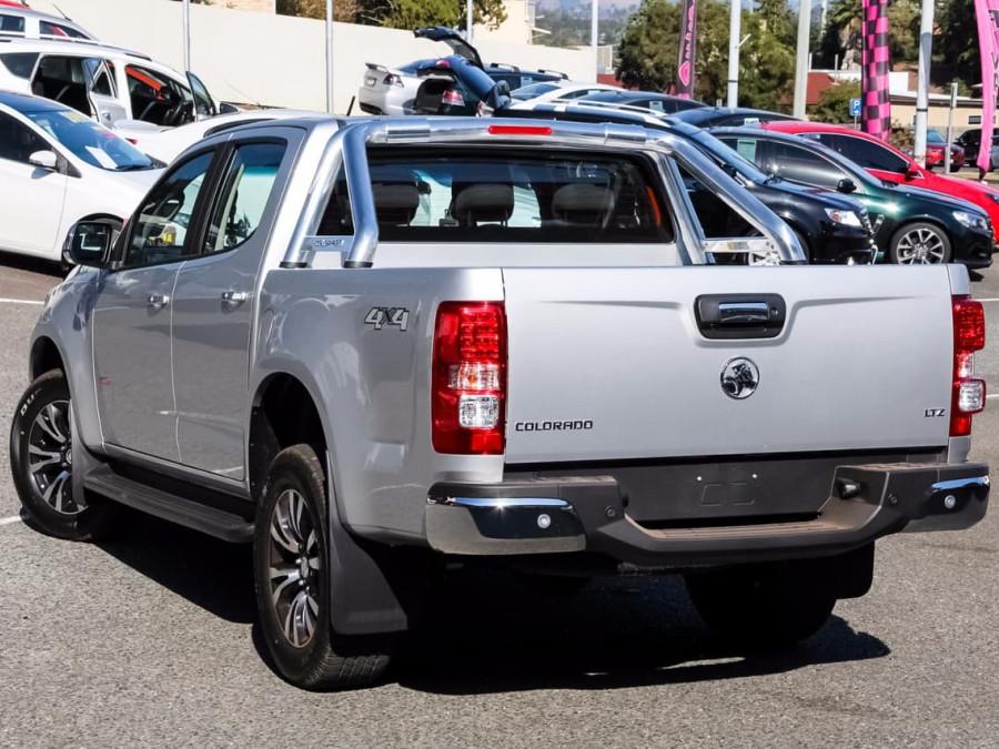 2018 Holden Colorado RG 4x4 Crew Cab Pickup LTZ Utility