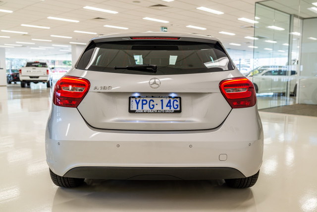 2018 MY58 Mercedes-Benz A-class W176 808+ A180 Hatchback Image 5