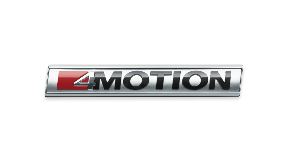 4MOTION all-wheel drive Image