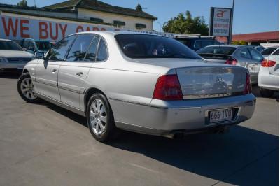 2003 Holden Statesman WK Sedan Image 3