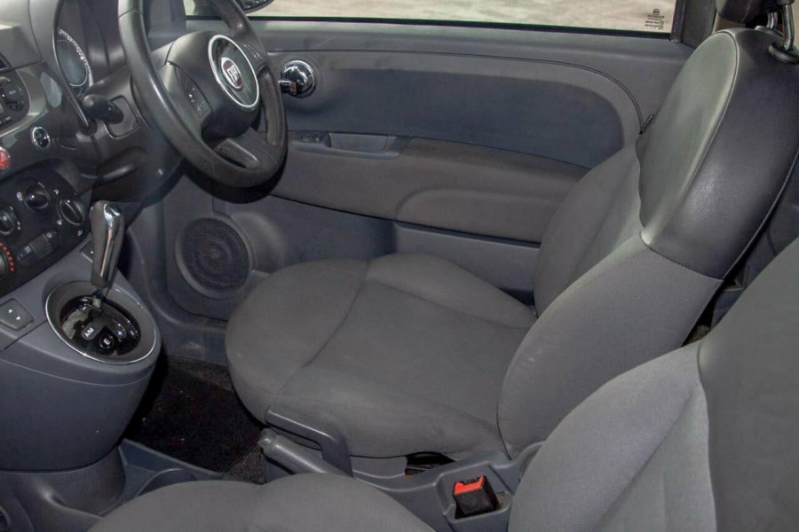 2013 Fiat 500 MY13 POP Hatchback Image 9