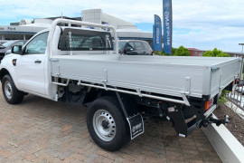 2019 Ford Ranger PX MkIII 4x4 XL Single Cab Chassis Cab chassis Image 3