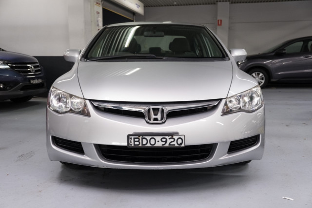 2007 Honda Civic 8th Gen  VTi Sedan Image 4
