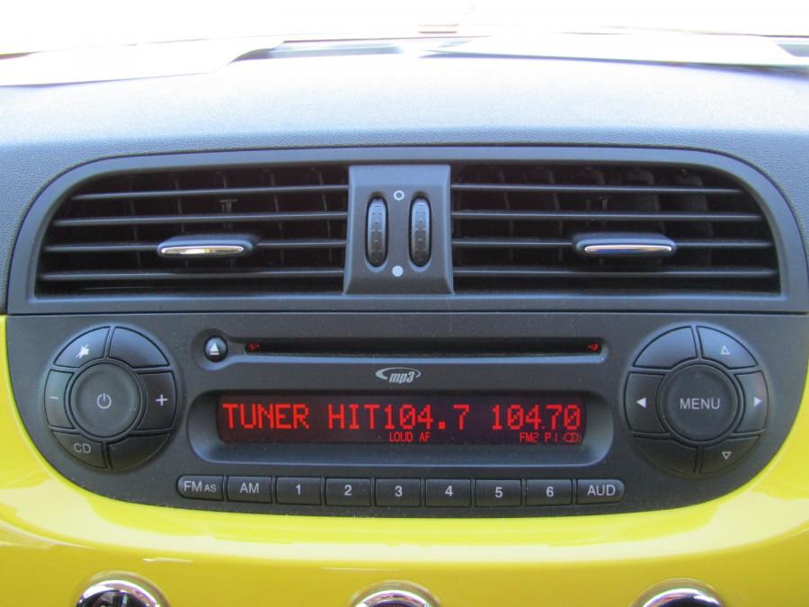 2008 Fiat 500 Series 1 Pop Hatch Image 4