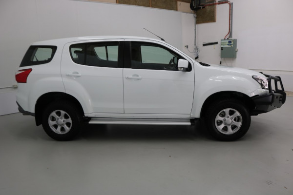 2019 Isuzu UTE MU-X LS-M 4x4 Wagon