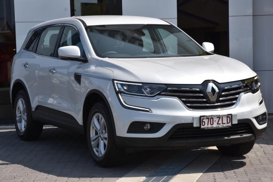 2018 MY18.5 Renault Koleos HZG Life Suv Image 1