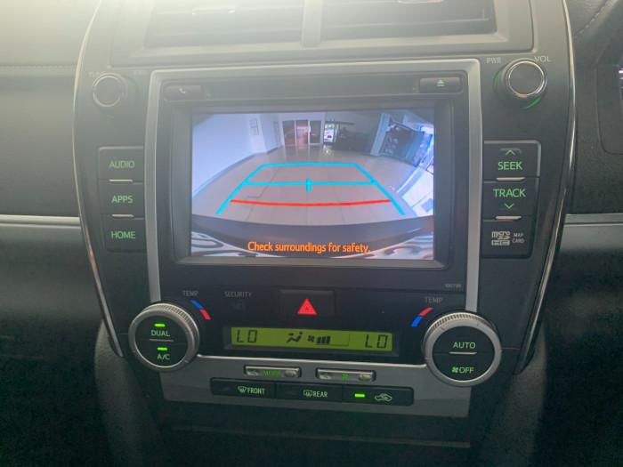 2017 Toyota Camry ASV50R RZ Sedan Image 19