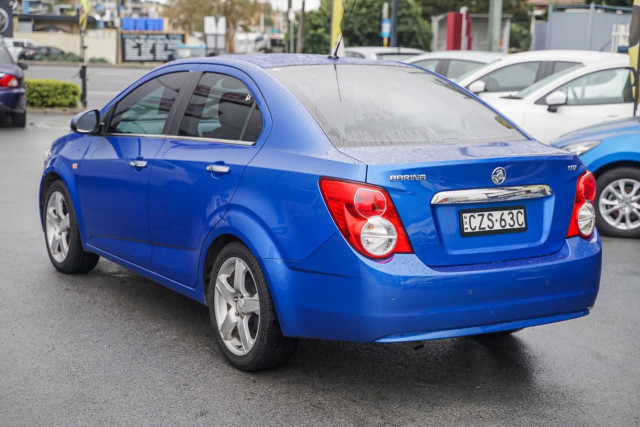 2015 Holden Barina TM MY16 CDX Sedan Image 2
