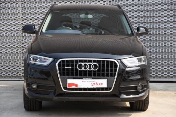 2014 Audi Q3 8U MY14 TDI Suv Image 2