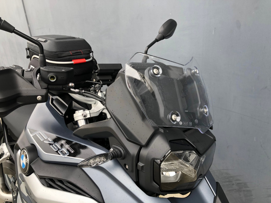 2020 BMW F750GS Tour Motorcycle Image 6